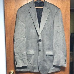 Stafford Men's suit jacket/sports coat 46R